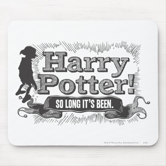 Harry Potter! So Long it's Been Mouse Pad