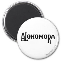 Harry Potter Spell   Alohomora Magnet