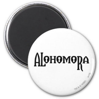 Harry Potter Spell | Alohomora Magnet