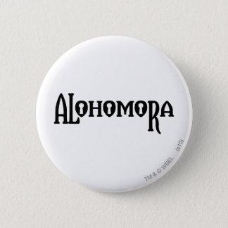 Harry Potter Spell | Alohomora Pinback Button