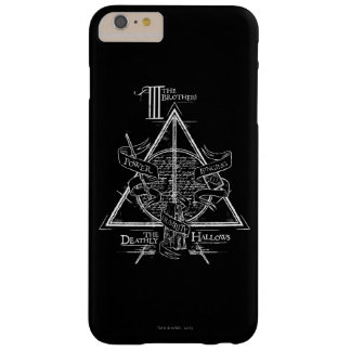 Harry Potter Spell | DEATHLY HALLOWS Graphic Barely There iPhone 6 Plus Case