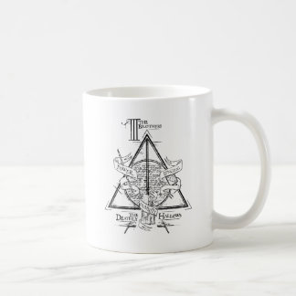 Harry Potter Spell | DEATHLY HALLOWS Graphic Coffee Mug
