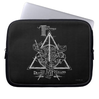 Harry Potter Spell | DEATHLY HALLOWS Graphic Computer Sleeve