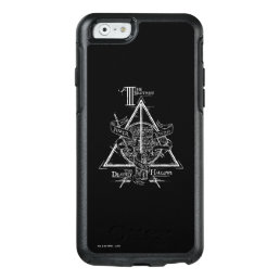 Harry Potter Spell | DEATHLY HALLOWS Graphic OtterBox iPhone 6/6s Case