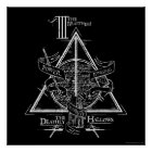 Harry Potter Spell | DEATHLY HALLOWS Graphic Poster