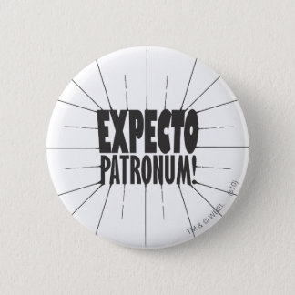 Harry Potter Spell | Expecto Patronum! Button