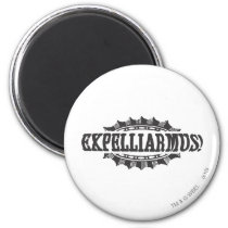 Harry Potter Spell   Expelliarmus! Magnet