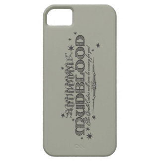 Harry Potter Spell   Filthy Mudblood iPhone SE/5/5s Case