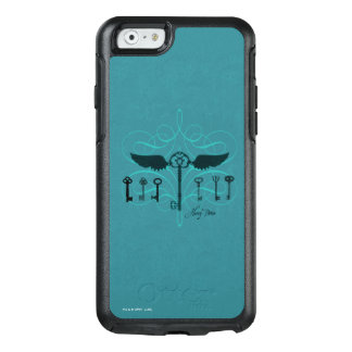 Harry Potter Spell   Flying Keys OtterBox iPhone 6/6s Case