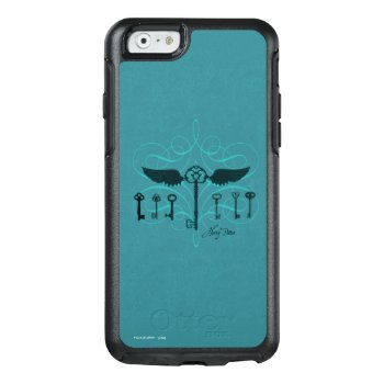 Harry Potter Spell | Flying Keys Otterbox Iphone 6/6s Case by harrypotter at Zazzle