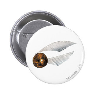 Harry Potter Spell | Golden Snitch Button