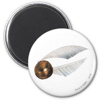 Harry Potter Spell   Golden Snitch Magnet