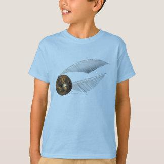 Harry Potter Spell   Golden Snitch T-Shirt