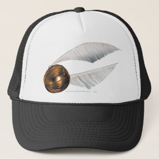 Harry Potter Spell | Golden Snitch Trucker Hat