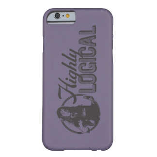 Harry Potter Spell | Highly Logical Barely There iPhone 6 Case