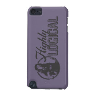 Harry Potter Spell | Highly Logical iPod Touch (5th Generation) Case