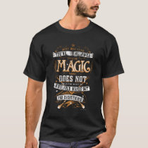 Harry Potter Spell   Just Because You're Allowed T T-Shirt