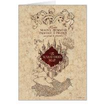 Harry Potter Spell | Marauder's Map