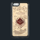 "Harry Potter Spell | Marauder&#39;s Map OtterBox iPhone 6/6s Case<br><div class=""desc"">Explore the halls of Hogwarts with this magical map. Up to no good? Then the Marauders Map is just the thing you need! This Harry Potter themed print gives a vintage look with a parchment background and sketch art that really brings the castle alive. &#39;I solemnly swear&#39;&#39; the start of...</div>"