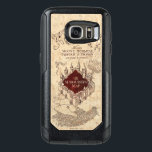 "Harry Potter Spell | Marauder&#39;s Map OtterBox Samsung Galaxy S7 Case<br><div class=""desc"">Explore the halls of Hogwarts with this magical map. Up to no good? Then the Marauders Map is just the thing you need! This Harry Potter themed print gives a vintage look with a parchment background and sketch art that really brings the castle alive. &#39;I solemnly swear&#39;&#39; the start of...</div>"