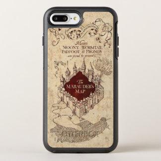 Harry Potter Spell   Marauder's Map OtterBox Symmetry iPhone 8 Plus/7 Plus Case