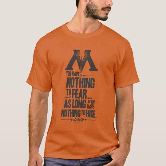 Harry Potter Spell   Ministry of Magic Propaganda T-Shirt