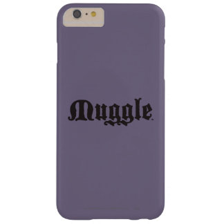 Harry Potter Spell   Muggle Barely There iPhone 6 Plus Case