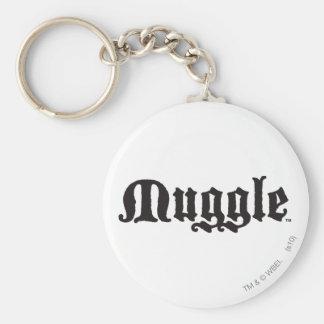 Harry Potter Spell | Muggle Keychain