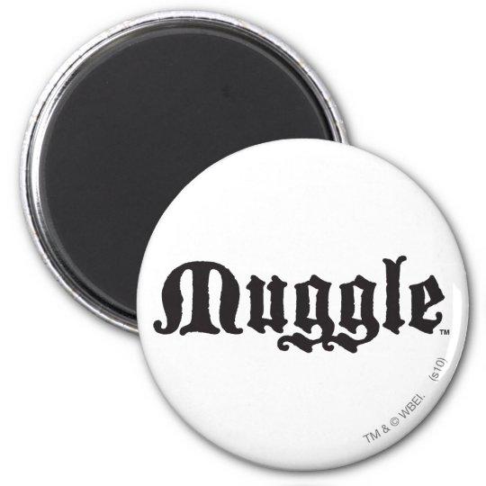 Harry Potter Spell   Muggle Magnet