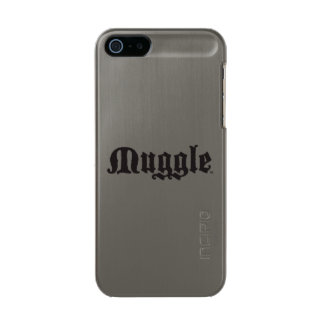 Harry Potter Spell   Muggle Metallic Phone Case For iPhone SE/5/5s