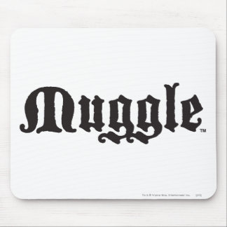Harry Potter Spell | Muggle Mouse Pad