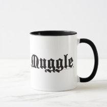 Harry Potter Spell   Muggle Mug