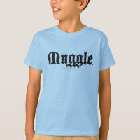 Harry Potter Spell | Muggle T-Shirt