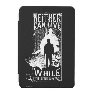Harry Potter Spell   Neither Can Live iPad Mini Cover