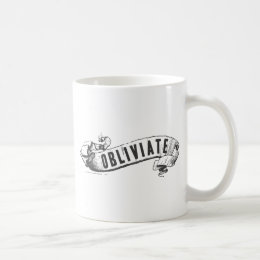 Harry Potter Spell | Obliviate Coffee Mug