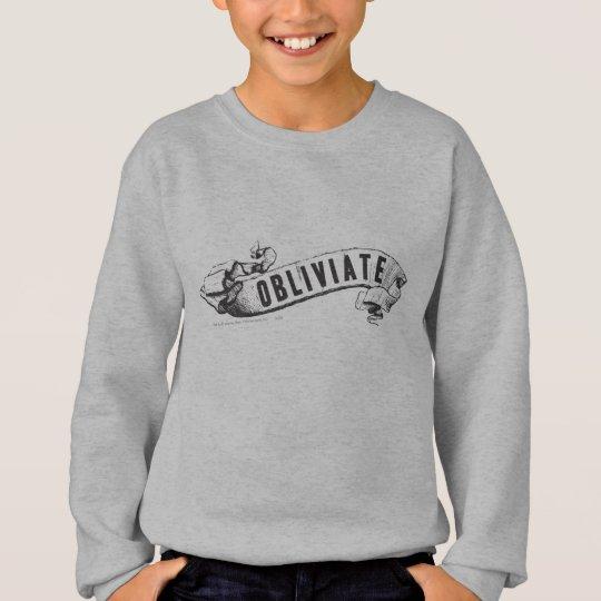 Harry Potter Spell | Obliviate Sweatshirt