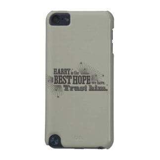 Harry Potter Spell | Our Best Hope iPod Touch (5th Generation) Cover