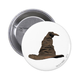 Harry Potter Spell | Sorting Hat Button