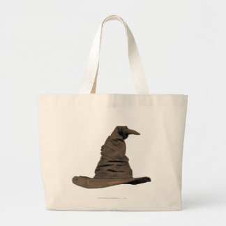 Harry Potter Spell | Sorting Hat Large Tote Bag