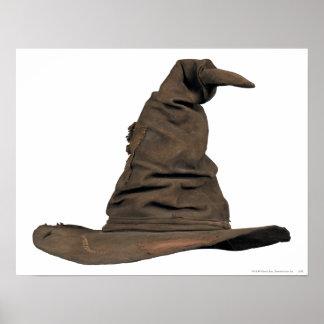 Harry Potter Spell | Sorting Hat Poster