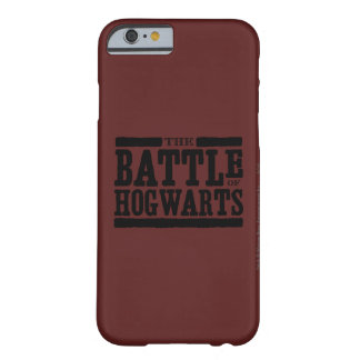 Harry Potter Spell   The Battle of Hogwarts Barely There iPhone 6 Case