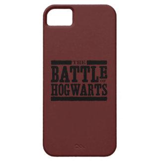 Harry Potter Spell   The Battle of Hogwarts iPhone SE/5/5s Case