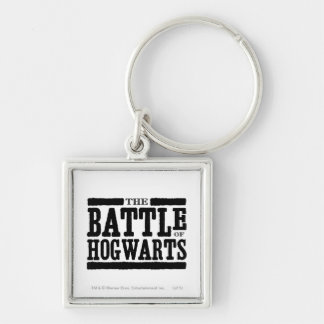 Harry Potter Spell | The Battle of Hogwarts Keychain