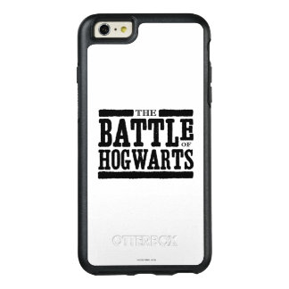 Harry Potter Spell   The Battle of Hogwarts OtterBox iPhone 6/6s Plus Case