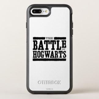 Harry Potter Spell   The Battle of Hogwarts OtterBox Symmetry iPhone 8 Plus/7 Plus Case