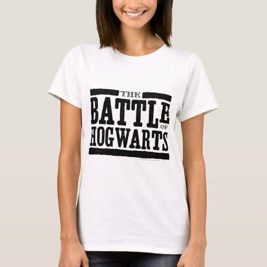 Harry Potter Spell | The Battle of Hogwarts T-Shirt