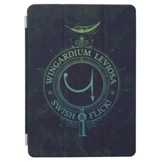 Harry Potter Spell | Wingardium Leviosa Graphic iPad Air Cover