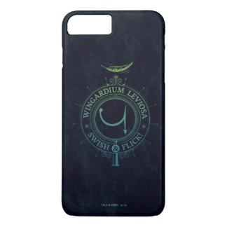 Harry Potter Spell | Wingardium Leviosa Graphic iPhone 8 Plus/7 Plus Case