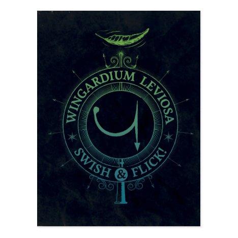 Harry Potter Spell | Wingardium Leviosa Graphic