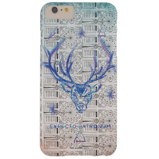 Harry Potter | Stag Patronus Sketch Barely There iPhone 6 Plus Case